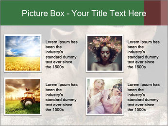 Farm Pigs PowerPoint Template - Slide 14