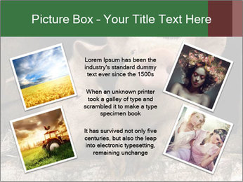 Farm Pigs PowerPoint Template - Slide 24
