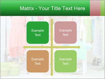 Woman In Boutique PowerPoint Templates - Slide 37