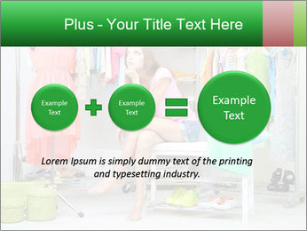 Woman In Boutique PowerPoint Templates - Slide 75