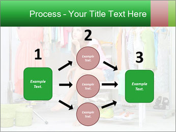 Woman In Boutique PowerPoint Templates - Slide 92
