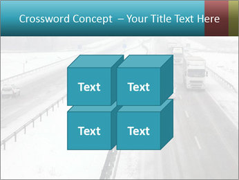 Snowy Highway PowerPoint Templates - Slide 39