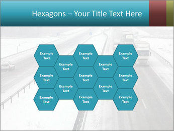 Snowy Highway PowerPoint Templates - Slide 44
