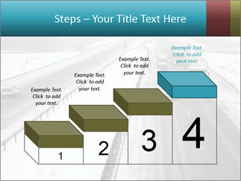Snowy Highway PowerPoint Templates - Slide 64
