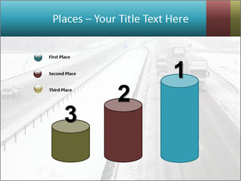Snowy Highway PowerPoint Templates - Slide 65