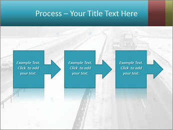 Snowy Highway PowerPoint Templates - Slide 88