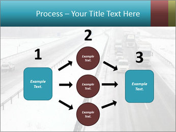 Snowy Highway PowerPoint Templates - Slide 92