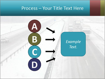 Snowy Highway PowerPoint Templates - Slide 94
