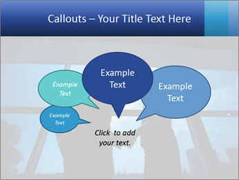 Shadows of Two Colleagues PowerPoint Template - Slide 73