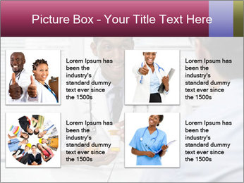 American Doctor PowerPoint Templates - Slide 14