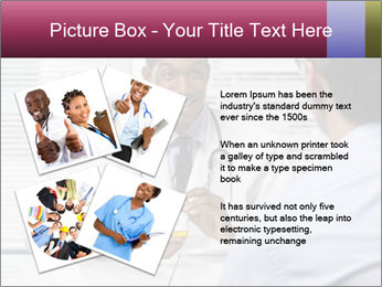 American Doctor PowerPoint Templates - Slide 23