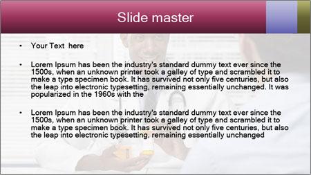 American Doctor PowerPoint Template - Slide 2