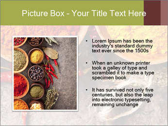 Aroma Spices PowerPoint Template - Slide 13