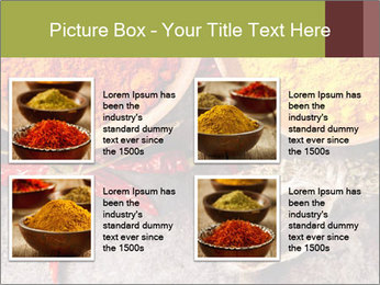 Aroma Spices PowerPoint Template - Slide 14