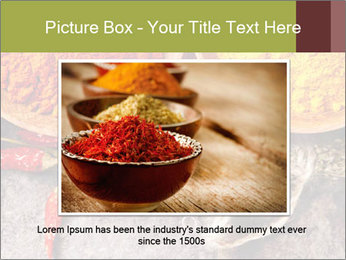 Aroma Spices PowerPoint Template - Slide 15