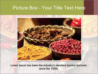 Aroma Spices PowerPoint Template - Slide 16