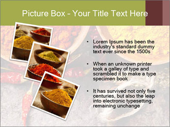 Aroma Spices PowerPoint Template - Slide 17