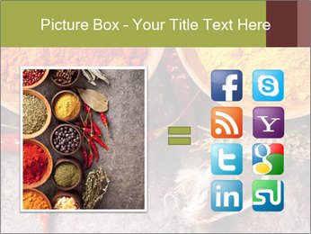 Aroma Spices PowerPoint Template - Slide 21