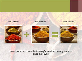 Aroma Spices PowerPoint Template - Slide 22