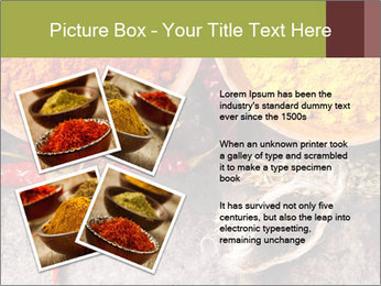 Aroma Spices PowerPoint Template - Slide 23