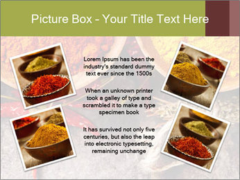 Aroma Spices PowerPoint Template - Slide 24