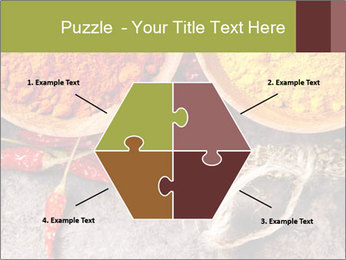Aroma Spices PowerPoint Template - Slide 40