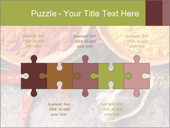 Aroma Spices PowerPoint Templates - Slide 41