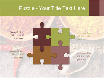 Aroma Spices PowerPoint Templates - Slide 43