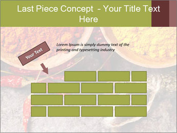Aroma Spices PowerPoint Template - Slide 46