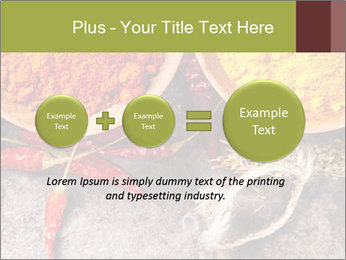 Aroma Spices PowerPoint Template - Slide 75