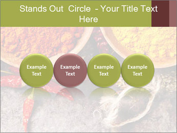 Aroma Spices PowerPoint Template - Slide 76
