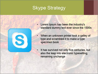 Aroma Spices PowerPoint Template - Slide 8