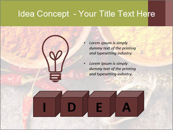 Aroma Spices PowerPoint Template - Slide 80