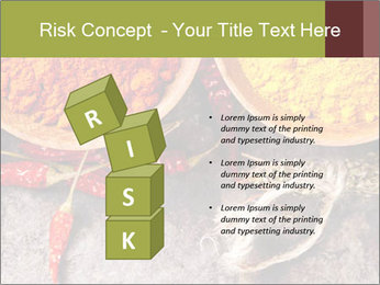 Aroma Spices PowerPoint Template - Slide 81