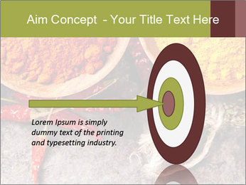 Aroma Spices PowerPoint Template - Slide 83