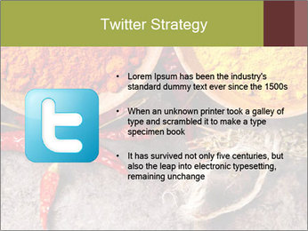 Aroma Spices PowerPoint Template - Slide 9