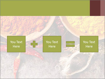 Aroma Spices PowerPoint Template - Slide 95