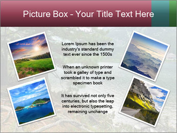 Lake In Slovakia PowerPoint Template - Slide 24