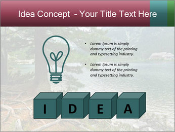 Lake In Slovakia PowerPoint Template - Slide 80