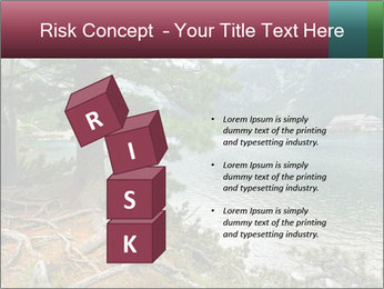 Lake In Slovakia PowerPoint Template - Slide 81