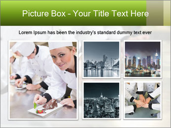 Art Of Cooking PowerPoint Template - Slide 19