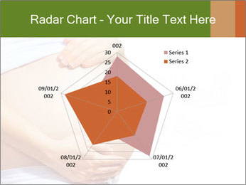 Woman With Big Pregnant Belly PowerPoint Template - Slide 51