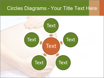 Woman With Big Pregnant Belly PowerPoint Template - Slide 78