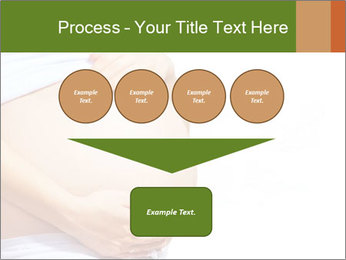 Woman With Big Pregnant Belly PowerPoint Templates - Slide 93
