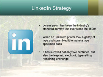 Urban Green Park PowerPoint Templates - Slide 12