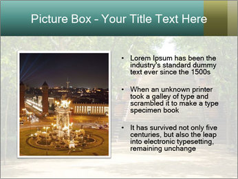 Urban Green Park PowerPoint Templates - Slide 13