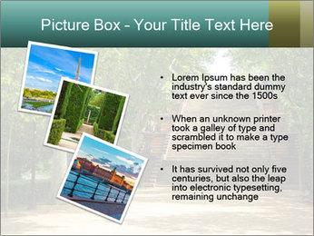 Urban Green Park PowerPoint Templates - Slide 17