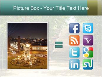 Urban Green Park PowerPoint Templates - Slide 21