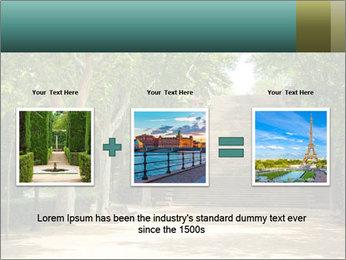 Urban Green Park PowerPoint Templates - Slide 22