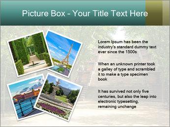 Urban Green Park PowerPoint Templates - Slide 23